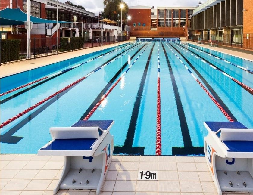 Perth College 50m Pool Aquatic One